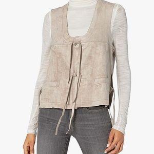 BCBGMAXAZRIA Women's Brent Sleeveless Vest